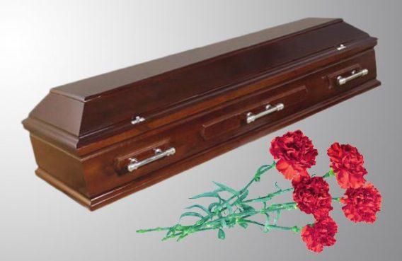 гроб полуторный Италия 2