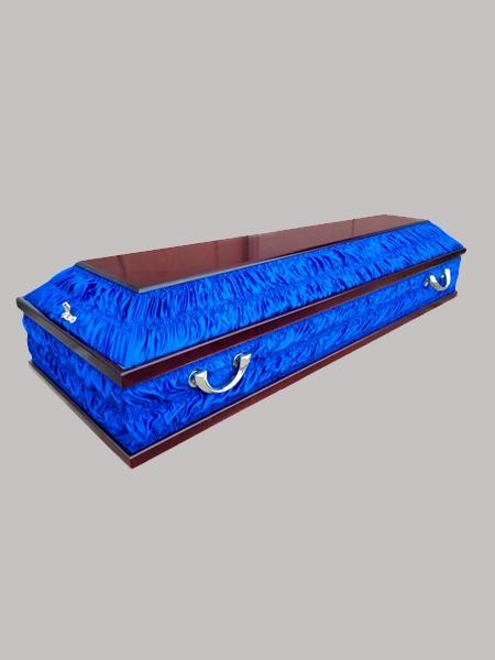 Гроб Челси синий
