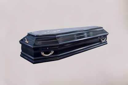 Гроб Канзас Черная Роза цена и фото